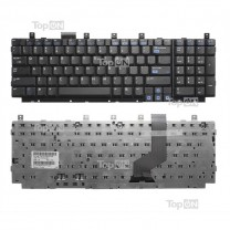 Клавиатура для ноутбука HP Pavilion DV8000, черная