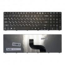 Клавиатура для ноутбука Acer Aspire Timeline 5810, черная