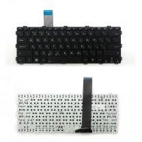 Клавиатура для ноутбука Asus X301, черная, без рамки