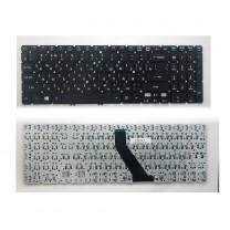 Клавиатура для ноутбука Acer Aspire V5-573G, черная, без рамки, с подсветкой