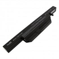 Аккумулятор для ноутбука Clevo W650S , 11.1V, 4400mAh, черный