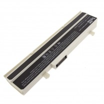 Аккумулятор для ноутбука Asus Eee PC 1015PE, 11.1V, 4400mAh, белый