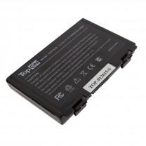 Аккумулятор для ноутбука Asus K40, 11.1V, 4400mAh, черный