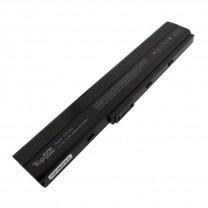 Аккумулятор для ноутбука Asus K52F, 10.8V, 4400mAh, черный