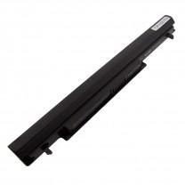 Аккумулятор для ноутбука Asus K45, 14.8V, 2200mAh, черный