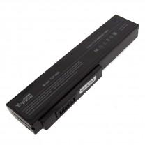Аккумулятор для ноутбука Asus M50, 11.1V, 4400mAh, черный