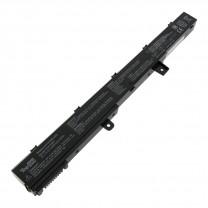 Аккумулятор для ноутбука Asus X551CA, 14.4V, 2200mAh, черный