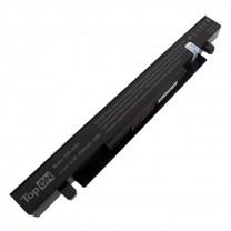 Аккумулятор для ноутбука Asus X550, 14.4V, 2200mAh, черный