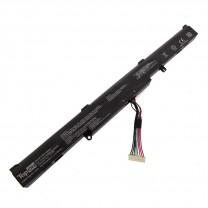 Аккумулятор для ноутбука Asus A450E, 14.8V, 2200mAh, черный