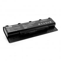 Аккумулятор для ноутбука Asus N56, 11.1V, 4400mAh, черный