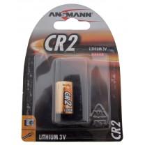 CR2, батарейка литиевая Ansmann