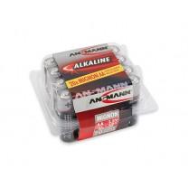 AA, батарейка алкалиновая (щелочная) Ansmann