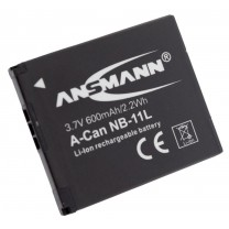 Аккумулятор NB-11L для фотоаппарата Canon PowerShot SX40 HS, Li-ion, 850 mAh