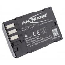 Аккумулятор Dli-90 для фотоаппарата Pentax 645D, Li-ion, 1600 mAh