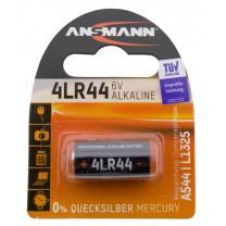 4LR44, батарейка алкалиновая (щелочная) Ansmann