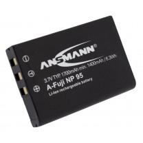 Аккумулятор NP-95 для фотоаппарата Fujifilm FinePix X100, Li-ion, 1700 mAh