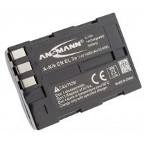 Аккумулятор EN-EL3e для фотоаппарата Nikon D50, Li-ion, 1400 mAh