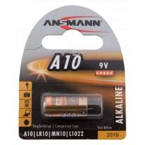 A10, батарейка алкалиновая (щелочная) Ansmann