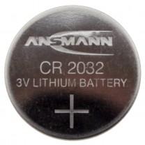 CR2032, батарейка литиевая Ansmann, тех упаковка