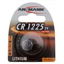 CR1225, батарейка литиевая Ansmann