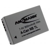 Аккумулятор NB-7L для фотоаппарата Canon PowerShot SX30, Li-ion, 900 mAh