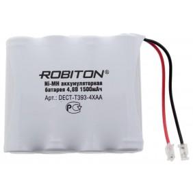 Аккумулятор T393 для радиотелефона,  Ni-Mh, 1500 mAh