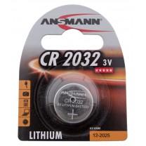 CR2032, батарейка литиевая Ansmann