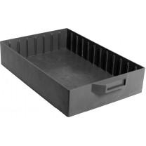 Контейнер К15, серый, 365х228х70мм