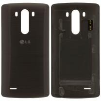 Задняя крышка для LG G3 D850 черная