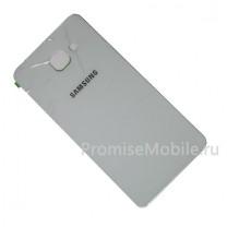 Задняя крышка для Samsung Galaxy A5 (2016) SM-A510F белая