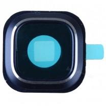 Защитное стекло камеры Samsung Galaxy Note 5 синее