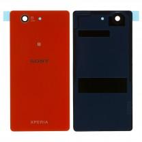 Задняя крышка для Sony Xperia Z3 Compact D5803 красная