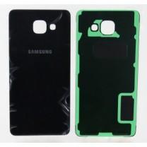 Задняя крышка для Samsung Galaxy A5 (2016) SM-A510F черная