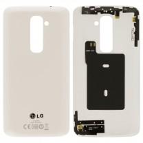 Задняя крышка для LG G2 D802 белая