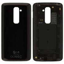 Задняя крышка для LG G2 D802 черная