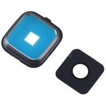 Защитное стекло камеры Samsung Galaxy Note 4 черное