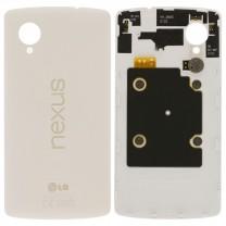 Задняя крышка для LG Google Nexus 5 D820 белая
