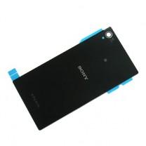 Задняя крышка для Sony Xperia Z1 C6902 черная