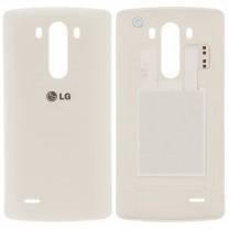 Задняя крышка для LG G3 D850 белая
