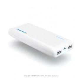 Универсальный внешний аккумулятор на 12500 mAh
