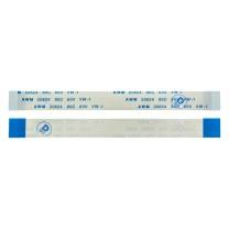 Шлейф FFC пленочный, шаг 0.5 мм, 18 контактов, длина 100 мм, тип прямой