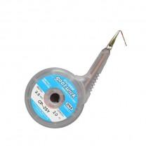 Оплетка для удаления припоя Goot Wick, диаметр 2.5 мм, длина 2.0 м