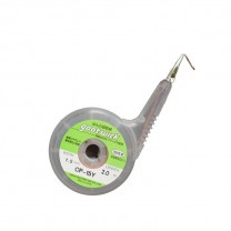 Оплетка для удаления припоя Goot Wick, диаметр 1.5 мм, длина 2.0 м