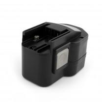 Аккумулятор для AEG BBS, 12V, 1.3Ah, Ni-Cd, TopOn
