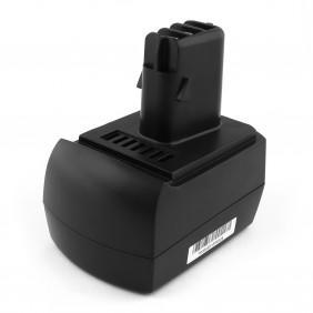 Аккумулятор для Metabo BS 12 SP, 12V, 2.0Ah, Ni-Cd, TopOn