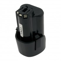 Аккумулятор для Bosch TSR 1080-2-LI, 10.8V, 1.5Ah, Li-Ion, TopOn