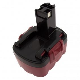 Аккумулятор для Bosch GDR 14.4 V-LI, 14.4V, 2.0Ah, Ni-Cd, TopOn