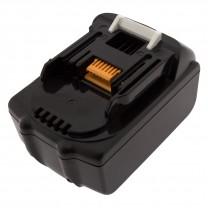Аккумулятор для Makita BCF, 18V, 4.0Ah, Li-Ion, TopOn