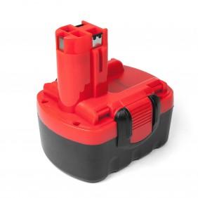 Аккумулятор для Bosch ANGLE EXACT, 14.4V, 2.1Ah, Ni-Mh, TopOn
