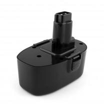 Аккумулятор для Black & Decker BD, 18V, 1.5Ah, Ni-Cd, TopOn